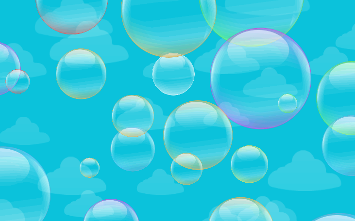 Baby's Bubbles- screenshot