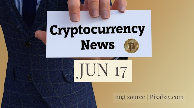 Cryptocurrency News Cast For Jun 17th 2020 ?