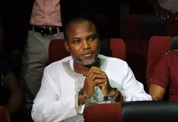 """If I Am Re-Arrested, Nigeria Will Burn"" – Nnamdi Kanu Reveals"