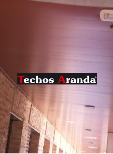 Presupuesto ventas techos de aluminio Madrid