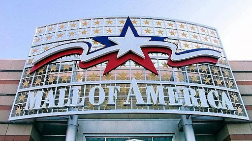 Maskless shopper pulls knife on Mall of America security officers