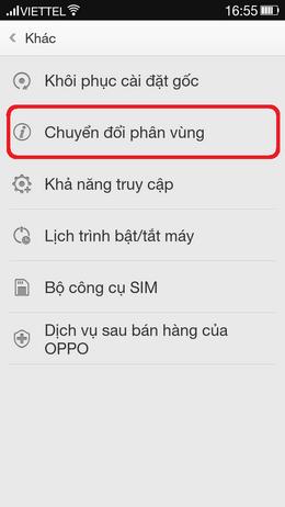 Điện thoại OPPO và Xử lý lỗi không đủ dung lượng lưu trữ trên máy + Hình 6