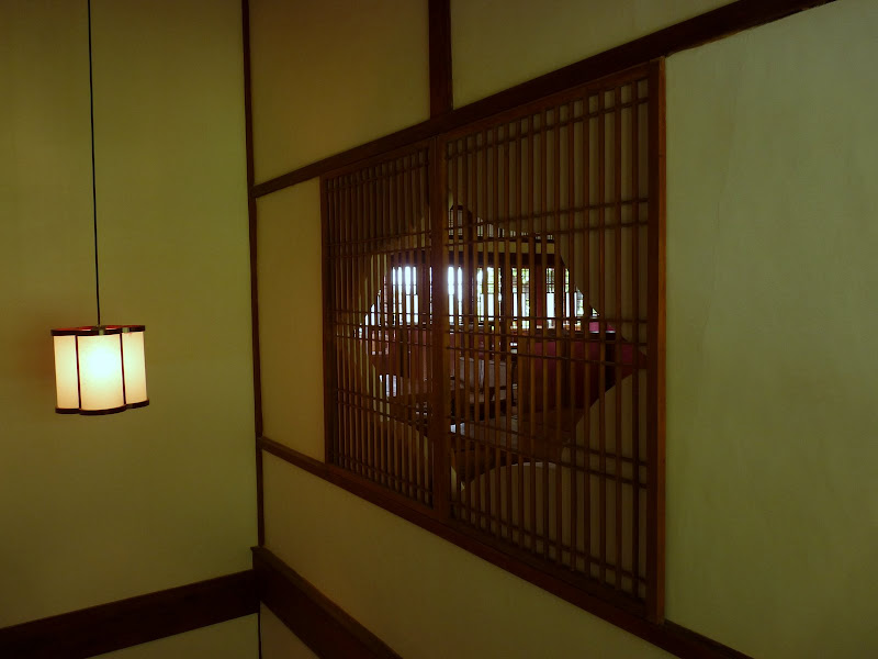 TAIWAN.Taipei .Maison japonaise vers Beitou et Musée National de Taipei à côté du Peace park - P1060374.JPG