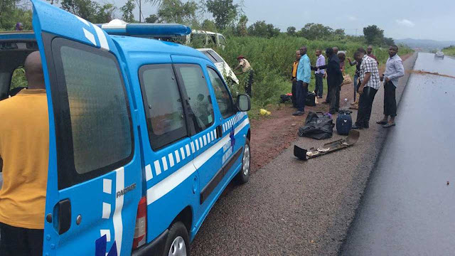 Truck Crushes Pregnant Woman To Death In Ogun State