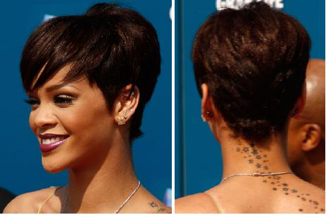 New Hairstyle Rihanna Hairstyle Photo Gallery