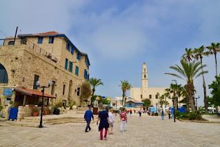 Jafa, uma das primeiras cidades do mundo