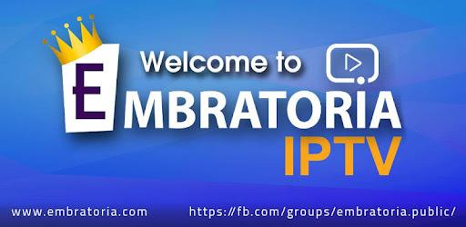 Embratoria IPTV on Windows PC Download Free - 7 1 3 - com embratoria
