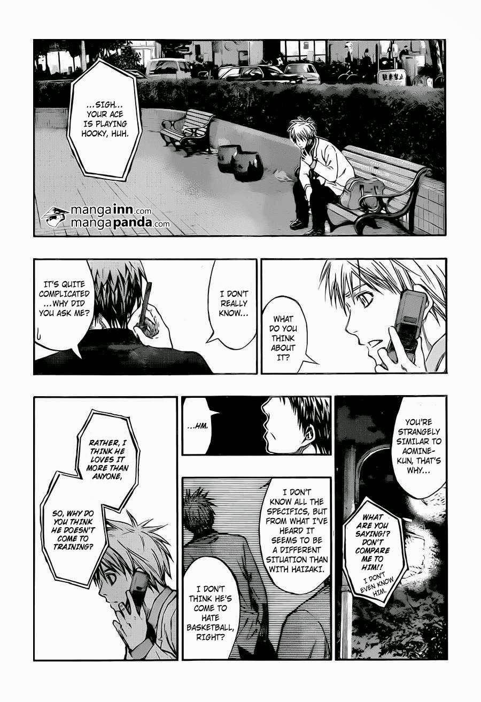 Kuroko no Basket Manga Chapter 214 - Image 09