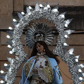 La Inmaculada en Puebla