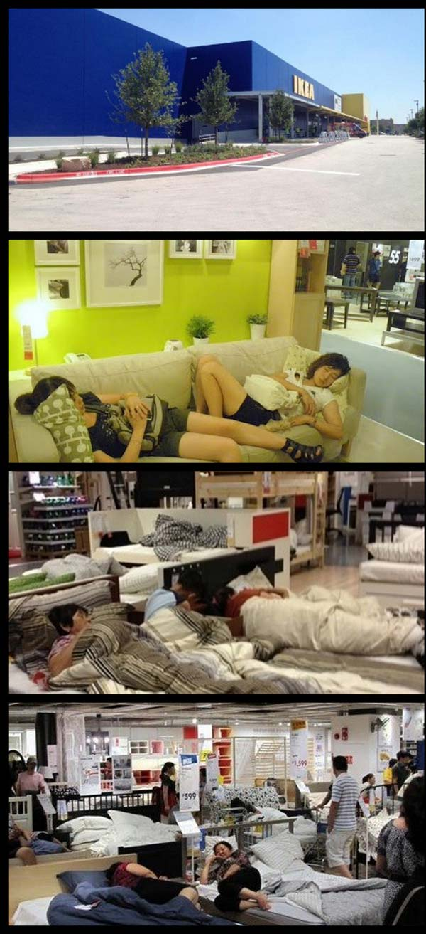 wajibbaca serius lol ikea china destinasi tidur