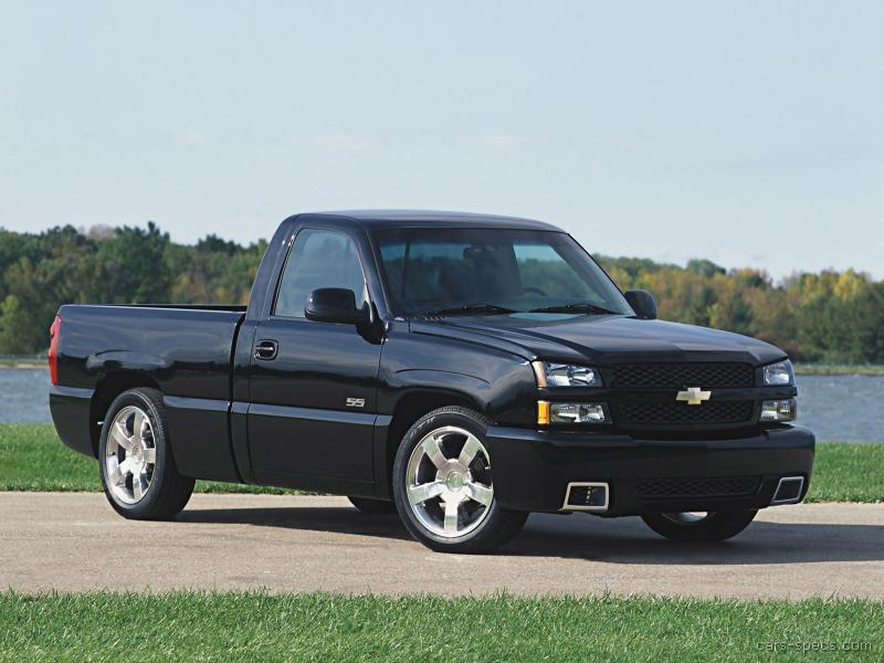 2003 Chevrolet Silverado 1500 Ss Specifications Pictures Prices