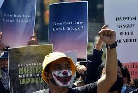 Omnibus Law, Strategi Ilusi Atasi Resesi