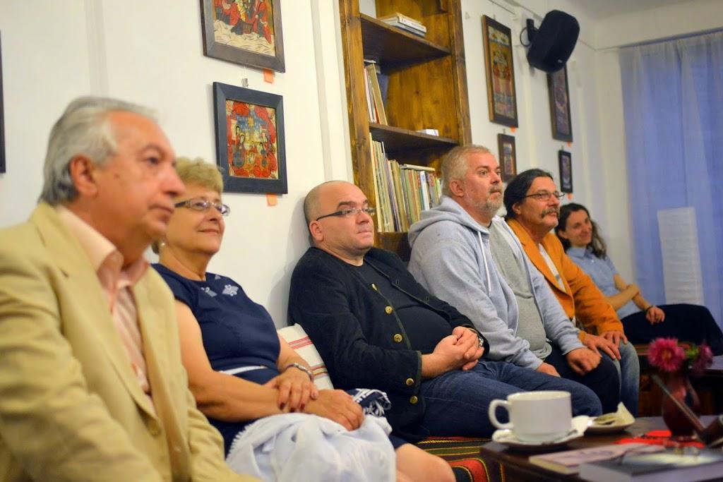 Seara literara - Editura Eikon lanseaza patru carti, La Vulturi (2014.09.03) 057