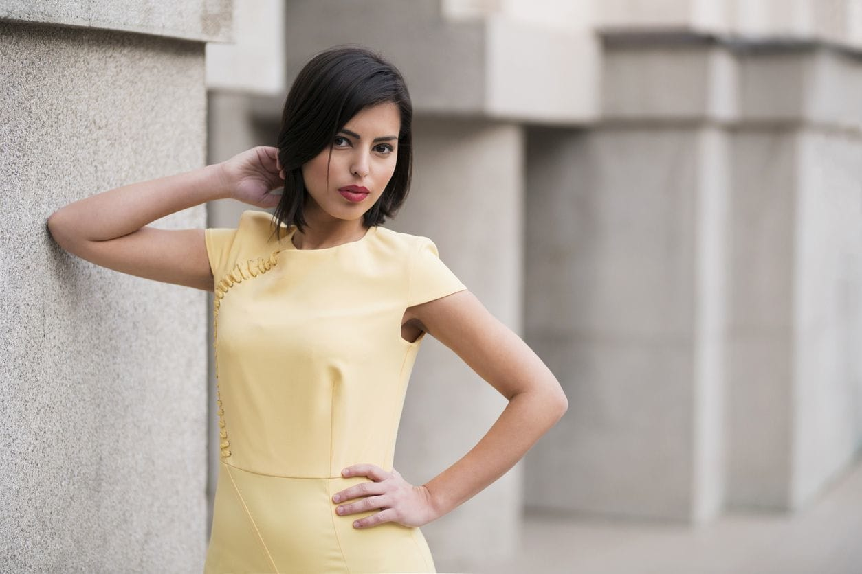 30+Medium Length Bob Hairstyles For Perfect Style! 1