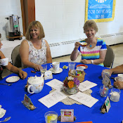 September 06, 2014 UMW Women's Tea