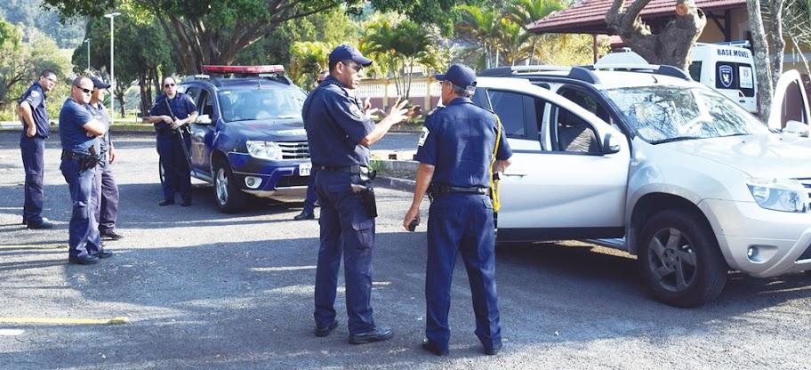 ROMU realiza treinamento tático em São Roque