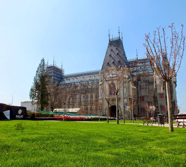 palatul culturii aprilie 2013