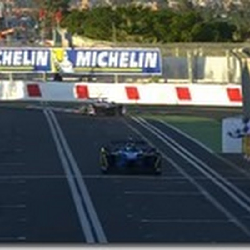 Formula E: A Marrakech vince Buemi
