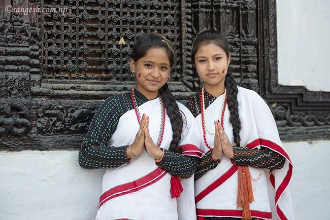 Nhudaya Bhintuna – Glimpses of celebration of Nepal Sambat 1135