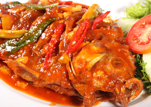 Resep Masakan Ikan Mas Asam Manis