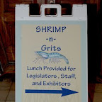 Welcome Lunch Sign Sportsmens Day At Capitol.jpg