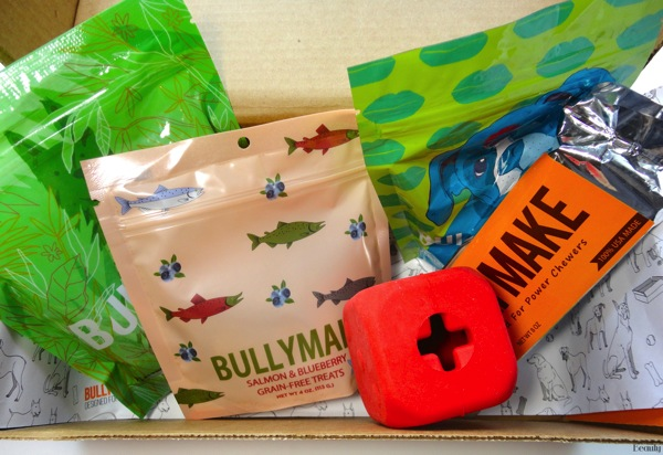 June 2018 Bullymake Box and Coupon Code 1