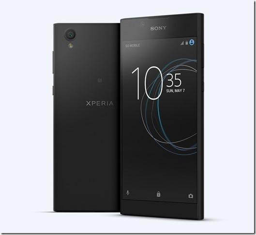 Sony Xperia L1 Diperkenalkan, Andalkan MediaTek MT6737T