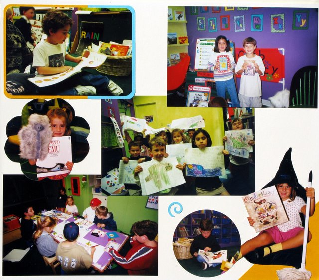 Club Literacy empowers children through successful reading.