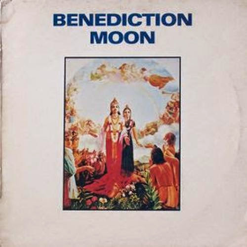Benediction Moon St Lp 1971 New Zealand