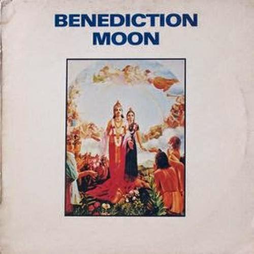 Benediction Moon St Lp 1971 New Zealand