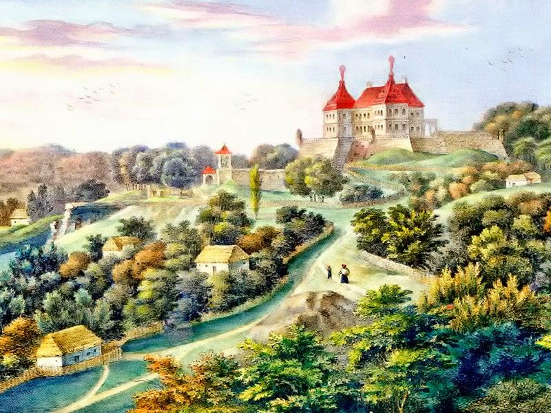 Мисливський замок у Підгірцях