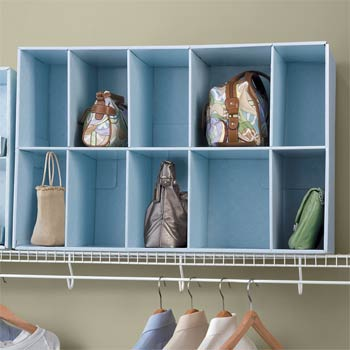 Via Two Wonderful Storage Ideas