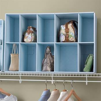 Deliciously Organized Top 5 Favorite Handbag Storage Ideas