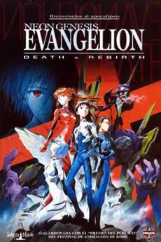 Capa Neon Genesis Evangelion: Morte e Renascimento Torrent