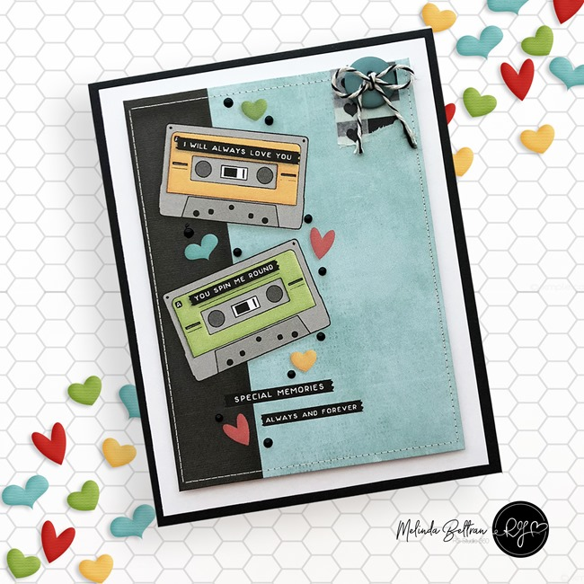 you me cassette 2 w bkgnd