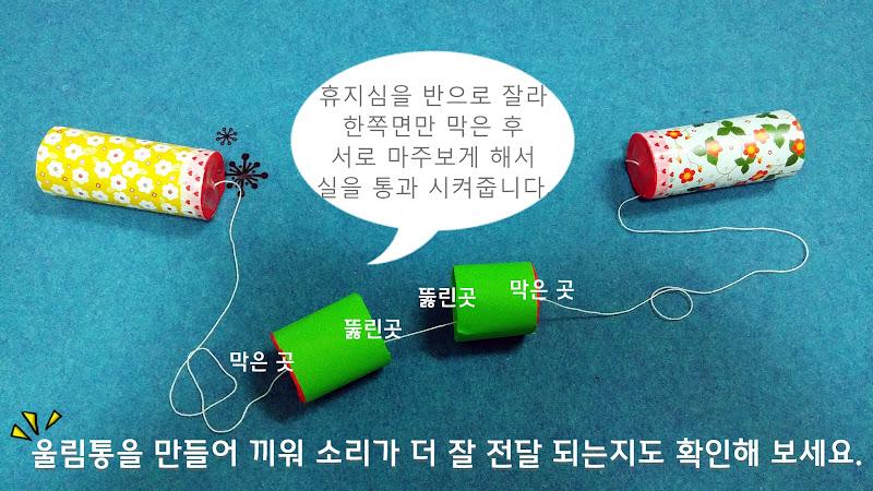 책놀이_마음을 전하는 실전화기 놀이