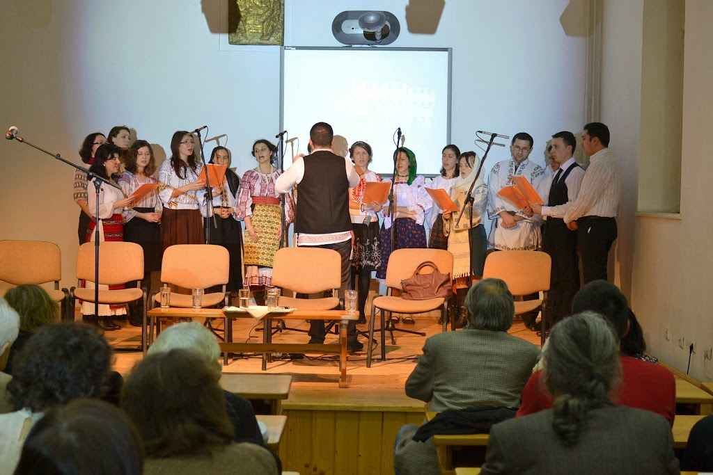 Seara cultural duhorvniceasca la FTOUB 246