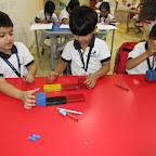 Train Making Activity (Sr.Kg.)