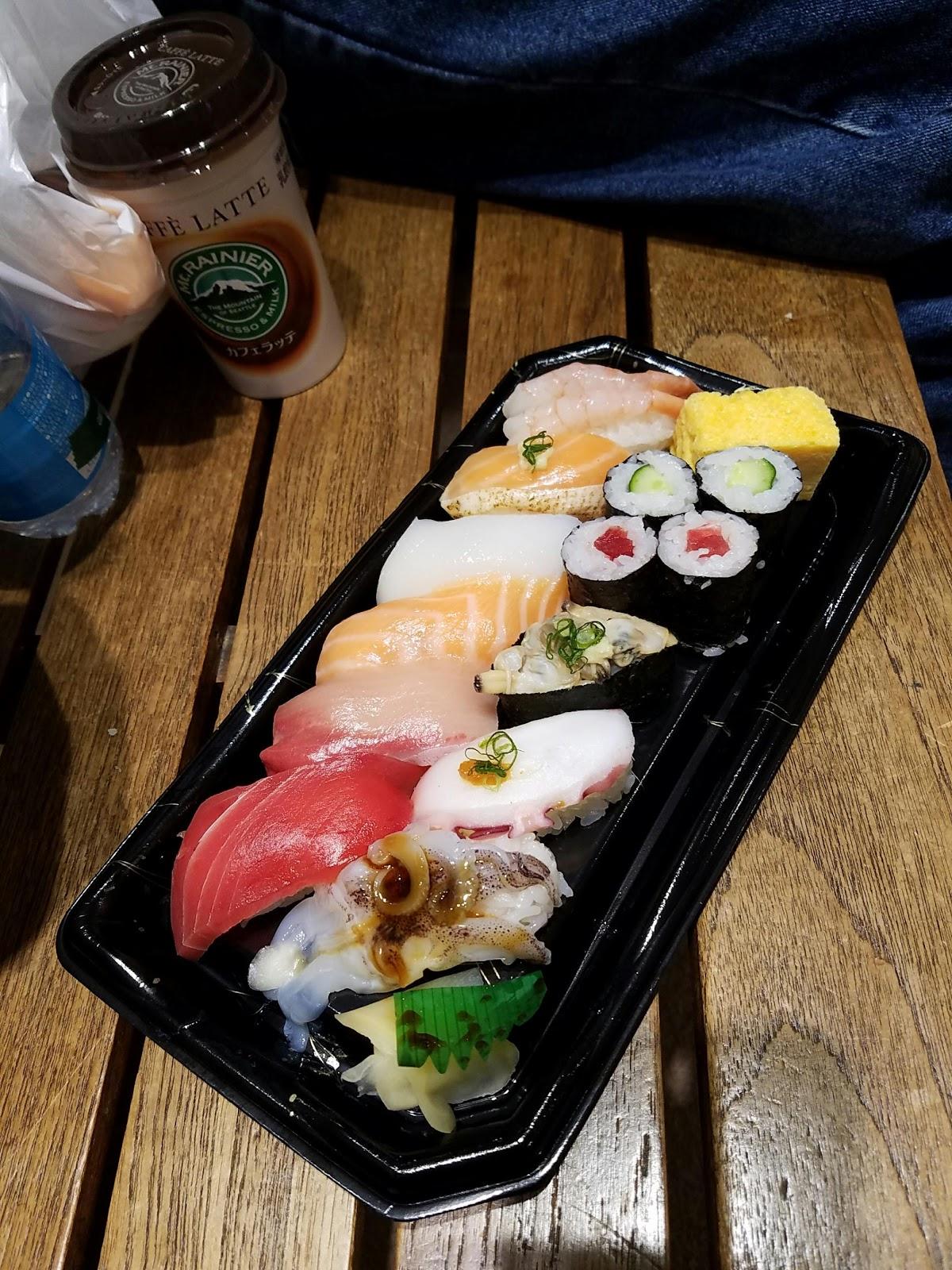 tokyo mitaka station fresh sushi tokyo travel guide