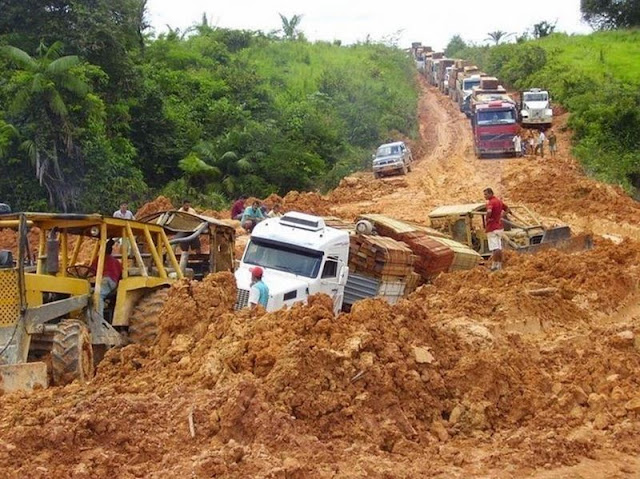 Rodovia Transamazônica, uma estrada que liga nada a lugar nenhum