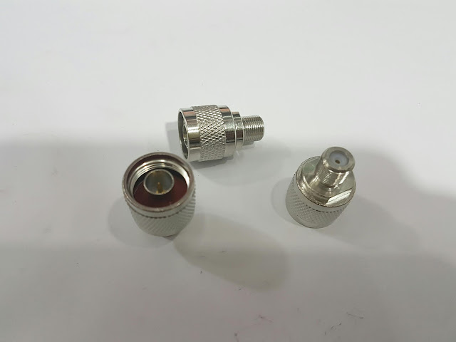 RG7 CONNECTOR NEW