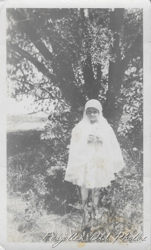 May 25 1923 First Communion