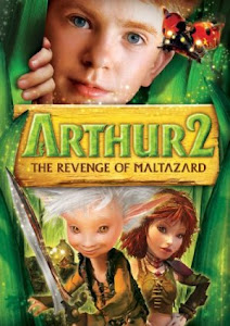 Arthur and the Revenge of Maltazard Poster
