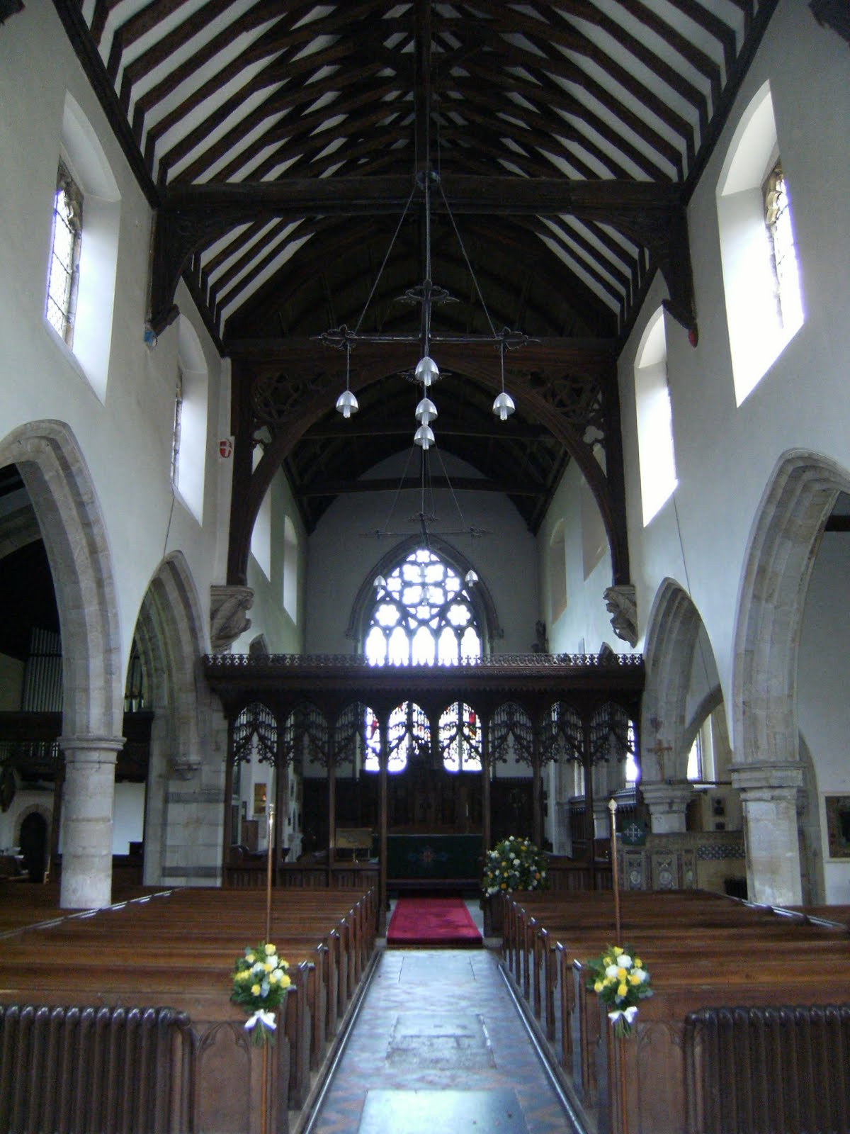 1006130023 St John the Baptist Church, Penshurst
