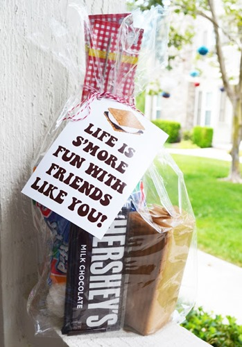 S'mores Goodie Bag