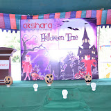 Halloween Day celebrations on 31st October 2015.