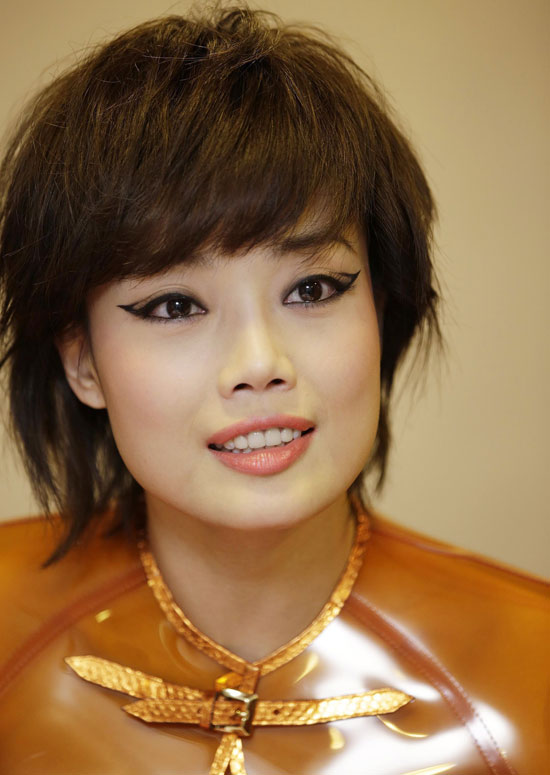 Latest Korean Hairstyles Women Round Face In 2017 Styles Art