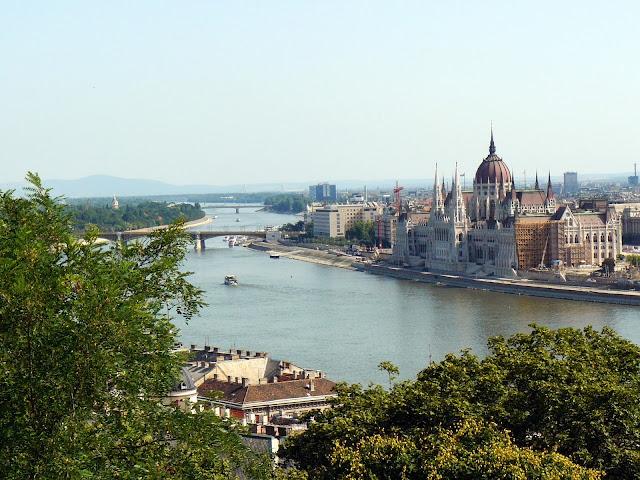 Le migliori viste panoramiche di Budapest