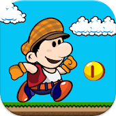 Game Super Sario Coins APK for Kindle