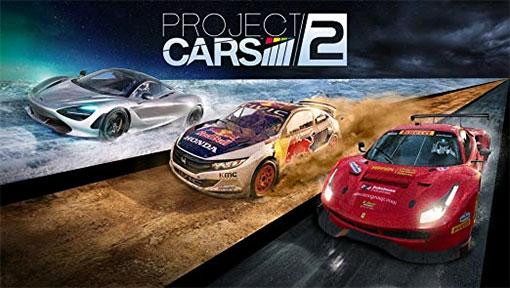 لعبة سباق السيارات Project Cars 2